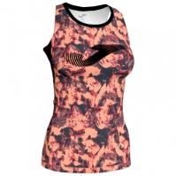 Tricou Joma Printed roz-anthracite fara maneci pentru Femei