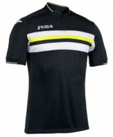 Tricouri Joma T- Serie A negru cu maneca scurta