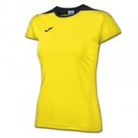 Mergi la Tricouri sport Joma T- Spike galben cu maneca scurta