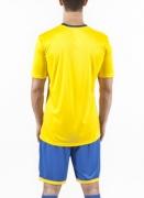 Tricou Joma sport Crew II galben cu maneca scurta