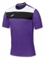 Tricou Joma sport Crew II Purple cu maneca scurta