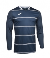 Tricou Joma Standard bleumarin cu maneca lunga