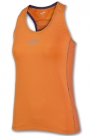 Tricou Joma tenis Orange fara maneci