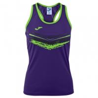 Tricou Joma Terra II Purple fara maneci pentru Femei
