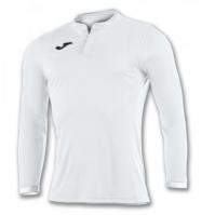 Tricou Joma Toletum alb cu maneca lunga