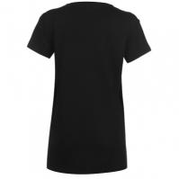 Tricou Karl Lagerfeld Address negru