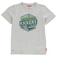 Tricou Kickers Print pentru baietei