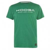Tricou cu imprimeu KooGa bumbac