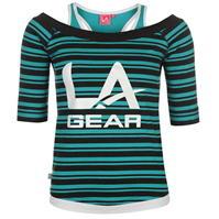 Tricou LA Gear Multi Layer pentru Femei
