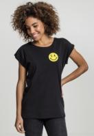 Tricou LA Smile pentru Femei negru Mister Tee
