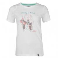 Tricou La Sportiva Sportiva Dancing on the Rock pentru Femei