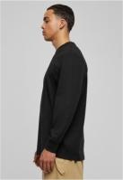Tricou larg cu maneca lunga barbati negru Urban Classics