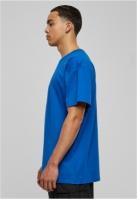 Tricou larg sporty-albastru Urban Classics