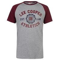 Tricou Lee Cooper Raglan pentru Barbati