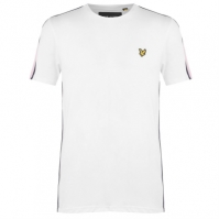 Tricou Lyle and Scott dungi laterale