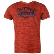 Tricou Lee Cooper Tex All Over Print pentru Barbati