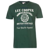 Tricou Lee Cooper Vintage pentru Barbati