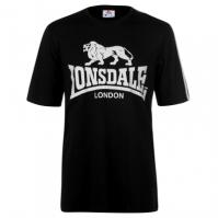 Tricou cu imprimeu Lonsdale Large pentru Barbati