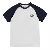 Tricou Lonsdale Raglan pentru baietei