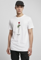 Tricou Lost Youth Rose alb Mister Tee