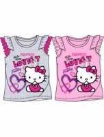 Tricou Lovely Hello Kitty