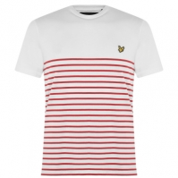Tricou Lyle and Scott Breton cu dungi