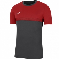 Mergi la Tricou Męska Nike Dry Academy PRO TOP SS gri-rosu BV6926 078