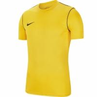 Mergi la Tricou Męska Nike Dry Park 20 Top SS żółta BV6883 719