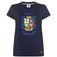 Tricou maneca scurta Canterbury British