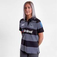 Tricouri rugby ISC Newcastle Falcons 18/19 Acasa pentru Femei