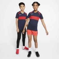 Tricou maneca scurta Nike Academy pentru baietei albastru