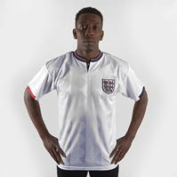Tricou Score Draw Draw Anglia cu maneca scurta pentru Barbati