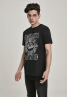 Tricou Meek Mill Woke EYE-C negru Merchcode