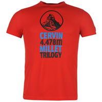 Tricou Millet Trilogy Dry pentru Barbati