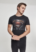 Tricou MOS Superman negru Merchcode