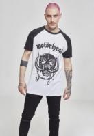 Tricou Motorhead Everything Louder alb-negru Merchcode