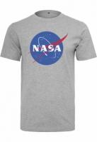 Tricou NASA deschis-gri Mister Tee