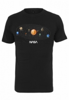 Tricou NASA Space negru Mister Tee