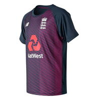 Tricou New Balance Anglia Cricket antrenament pentru copii
