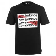 Tricou New Balance Box QTT pentru Barbati