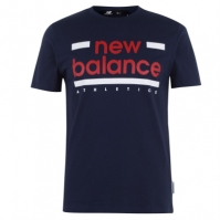 Tricou New Balance Line pentru Barbati