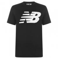 Tricou New Balance Logo imprimeu Graphic QT pentru Barbati