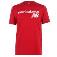 Tricou New Balance cu Maneca Scurta Athletic pentru Barbati
