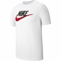 Tricou Nike Brad Mark alb AR4993 100 barbati