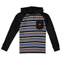 Tricou Nike cu gluga Raglan pentru baietei