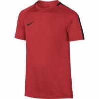 Tricou Nike Dry Top SS Academy rosu 832969 696 pentru copii