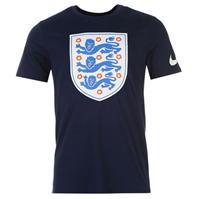 Tricou Nike England Crest pentru Barbati