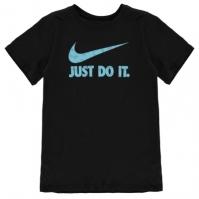 Tricou Nike Just Do It Swoosh QTT pentru baietei