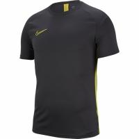 Tricou Nike M Dry Academy SS barbati negru galben AJ9996 060