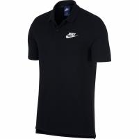 Mergi la Tricouri Polo Nike M NSW PQ Matchup negru 909746 010 barbati